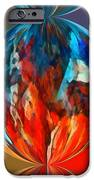 Alternate Realities 1 iPhone Case by Angelina Vick
