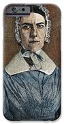 ANGELINA EMILY GRIMKE iPhone Case by Granger