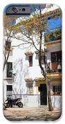 Apartment Houses in Marbella iPhone Case by Artur Bogacki