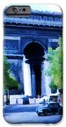 Arc de Triomphe 1954 iPhone Case by Chuck Staley