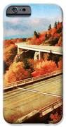 Autumn Views iPhone Case by Darren Fisher
