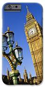 Big Ben and Palace of Westminster iPhone Case by Elena Elisseeva