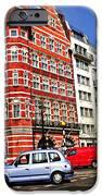 Busy street corner in London iPhone Case by Elena Elisseeva