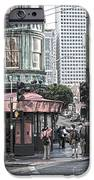 Cafe Zoetrope  iPhone Case by Artist and Photographer Laura Wrede
