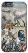 CAPTURE OF BASTILLE, 1789 iPhone Case by Granger