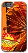 Carnival lights  iPhone Case by Garry Gay