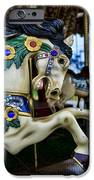Carousel Horse 5 iPhone Case by Paul Ward