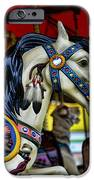 Carousel Horse 6 iPhone Case by Paul Ward