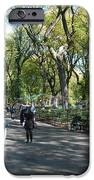 CENTRAL PARK MALL iPhone Case by ROB HANS