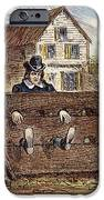 COLONIAL STOCKS iPhone Case by Granger