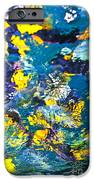 Colorful tropical fish iPhone Case by Elena Elisseeva
