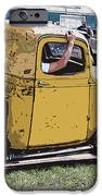 Cruising The Old Chevy iPhone Case by Steve McKinzie