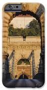 Empty Stone Bridge iPhone Case by Jeremy Woodhouse