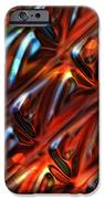 Endorphins iPhone Case by Mo T