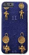Erotes earrings iPhone Case by Andonis Katanos