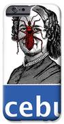 Facebug for Women iPhone Case by Eric Edelman