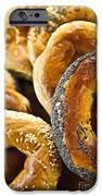 Fresh bagels iPhone Case by Elena Elisseeva