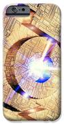 Future Computing, Conceptual Image iPhone Case by Richard Kail
