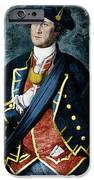 George Washington, Virginia Colonel iPhone Case by Photo Researchers, Inc.