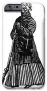 HARRIET TUBMAN (c1823-1913) iPhone Case by Granger