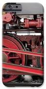 Historical Steam Train iPhone Case by Heiko Koehrer-Wagner