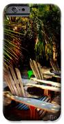 Its Margarita Time in Paradise iPhone Case by Susanne Van Hulst