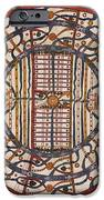Jain Cosmological Map, 19th Century iPhone Case by Library Of Congress, Geography And Map Division