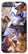 Just Abstract VI iPhone Case by Chris Butler