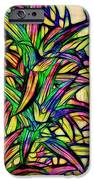 Leaves of Imagination iPhone Case by Judi Bagwell