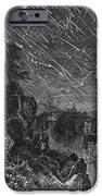 LEONID METEOR SHOWER, 1833 iPhone Case by Granger