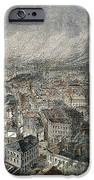 MANCHESTER, ENGLAND, 1876 iPhone Case by Granger