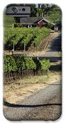 Napa Farmhouse iPhone Case by Dee  Savage
