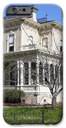 Old Victorian Camron-Stanford House . Oakland California . 7D13445 iPhone Case by Wingsdomain Art and Photography