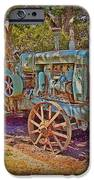 Oliver Tractor 2 iPhone Case by Nick Kloepping