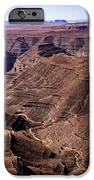 Panormaic View of Canyonland iPhone Case by Robert Bales