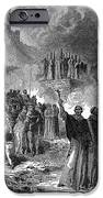 PARIS: BURNING OF HERETICS iPhone Case by Granger