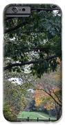 Petrifying Springs Golf Course iPhone Case by Kay Novy