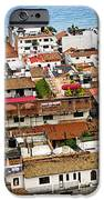 Rooftops in Puerto Vallarta Mexico iPhone Case by Elena Elisseeva