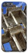 Ruins Of The Great Library At Ephesus iPhone Case by Axiom Photographic