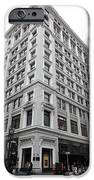 San Francisco Shreve and Company on Grant Street - 5D17918 iPhone Case by Wingsdomain Art and Photography