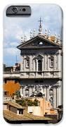 Santi domenico e Sisto iPhone Case by Fabrizio Troiani