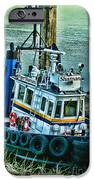 Shaman Tug-HDR iPhone Case by Randy Harris