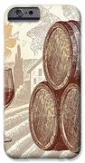The Best Vintage Wine iPhone Case by Cheryl Young