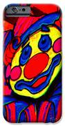 The Circus Circus Clown iPhone Case by Wingsdomain Art and Photography