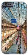 The Cleveland Arcade I iPhone Case by Clarence Holmes