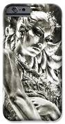 The Guardian iPhone Case by Tisha McGee