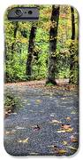 The Mount Vernon Trail. iPhone Case by JC Findley