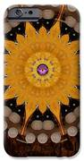 The sun will rise with light and love iPhone Case by Pepita Selles