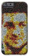 Tim Tebow MMs Mosaic iPhone Case by Paul Van Scott