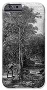 TROUT FISHING, 1867 iPhone Case by Granger